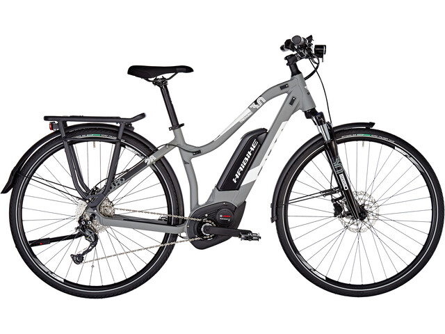 HAIBIKE SDURO Trekking 3.0 Women grey/white/black matte